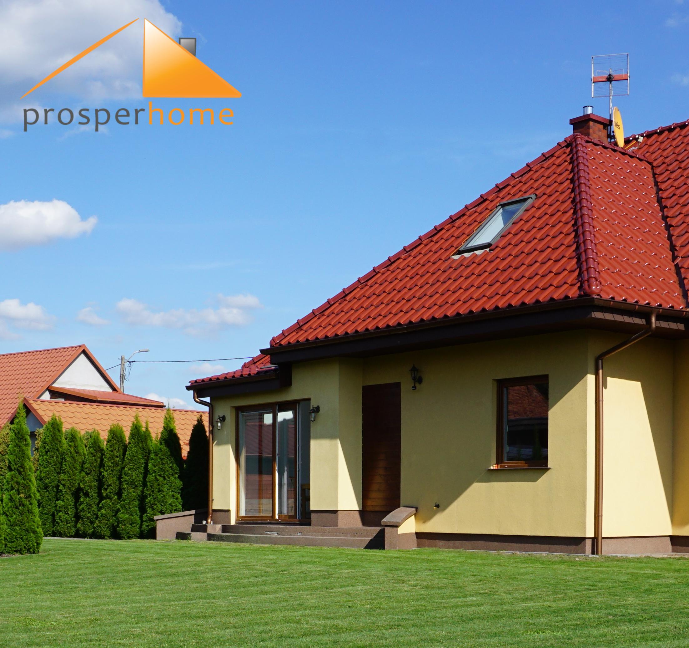 ProsperHome.pl - centrum nieruchomości: Dom Minkowice Oławskie