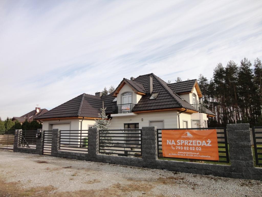 ProsperHome.pl - centrum nieruchomości: Dom Miłoszyce